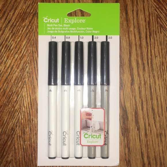 Cricut Color Multi Pen Set-black